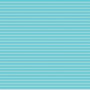 Tiny Stripes Teal