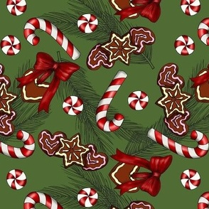 Christmas sweets-tradtitional