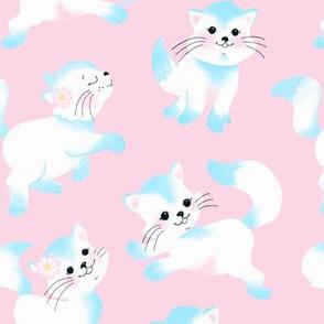 Kitschy Kitties