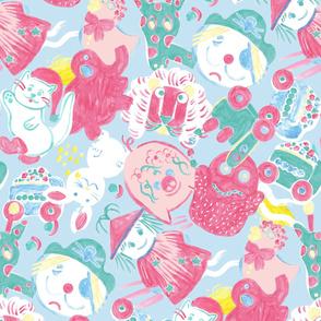 AWW Cakes : Pink