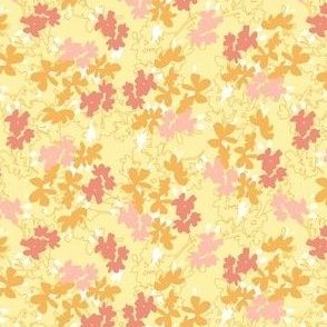 Traditional floral ditsy