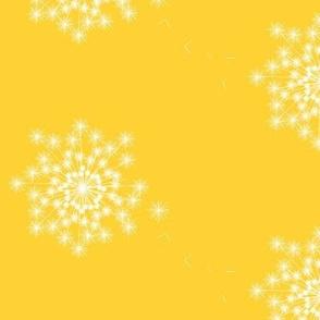 Dandelion Wishes sunshine