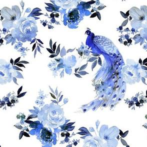 peacock blue-lighter