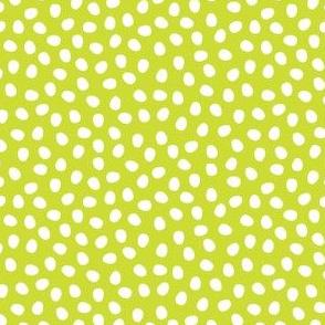 Lime Pebbles - large