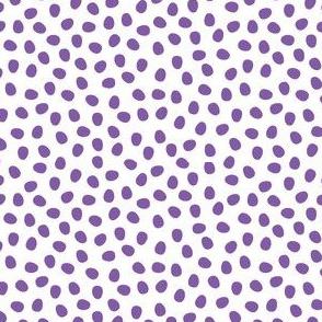 Purple Pebbles reverse - large