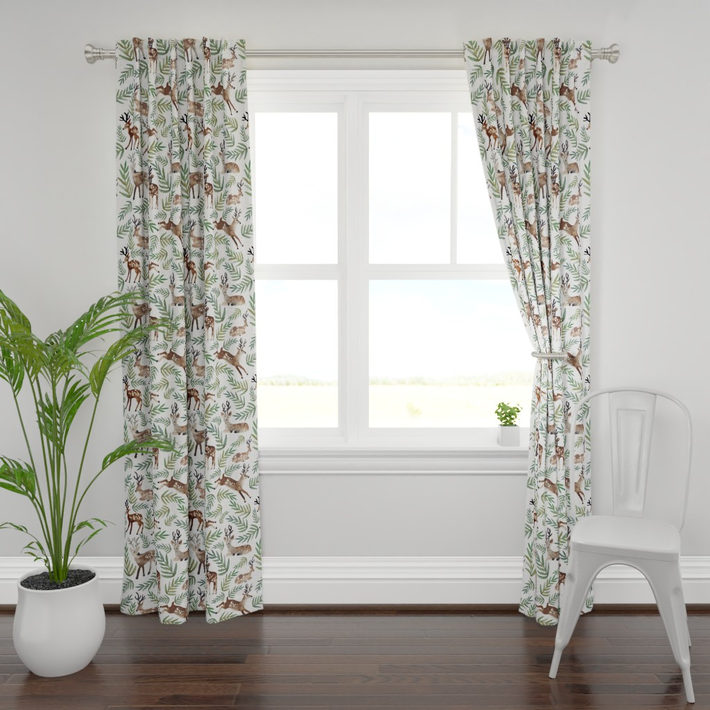 Plymouth Curtain Panel featuring Loved Dearly (Large) by shelbyallison