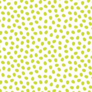 Lime Pebbles reverse - large
