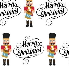 Merry Christmas Nutcrackers