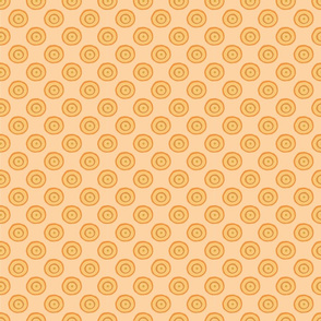 Orange_Bright_Beach_Polka_Dots-01