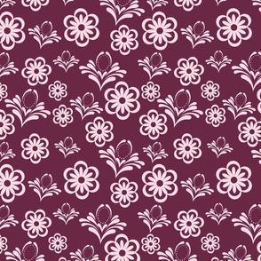 Wine_Floral