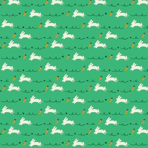 rabbits-green-small