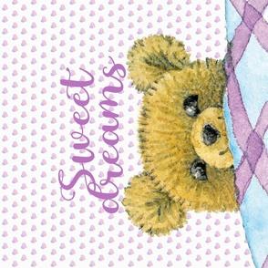 Teddy peekaboo