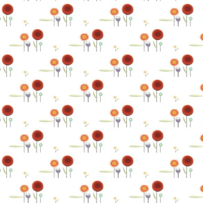 A 7 February 2011 - Summer sweet cute teens young flowers fabric