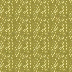 Winter coordinate olive