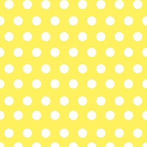 Lemon Yellow Dot
