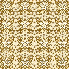 Primitive Stars Fabric