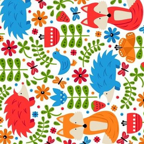 Fox Forest (Rotated)