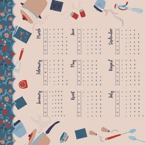 2016 Kitchen Calendar - Bel Air