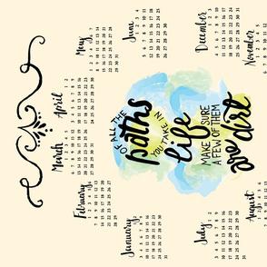 2016 Quote Calendar