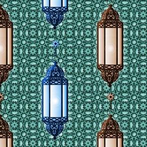 Persian Lanterns