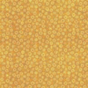 golden serenade - champagne bubbles