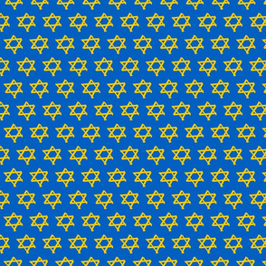 Happy Hanukkah Stars