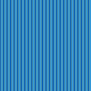 Happy Hanukkah Stripes