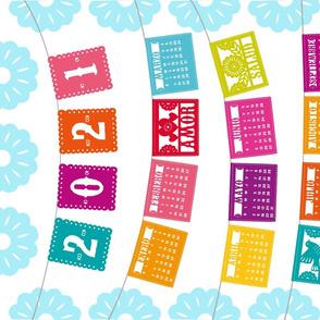 Fiesta Calendar 2021