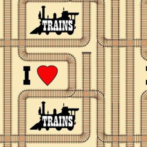 Dean's Train Tracks