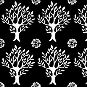 white-tree-stamp-VECTOR-w-corner-flwrs-FULLSIZE4in-150-white-black