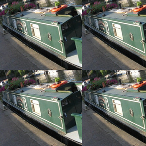 Lee River Narrow Boat 2