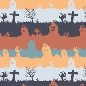 zombie graveyard - colorway 01