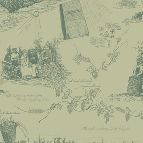 Dark_Green_Toile_on_Pale_Green_repeat