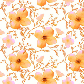 Stylized Floral-Colorway3