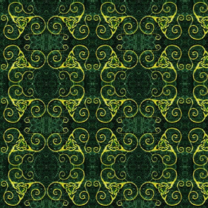 green knot tile1a