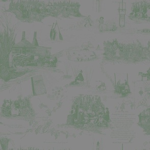Dark_Green_Toile_on_Grey_repeat