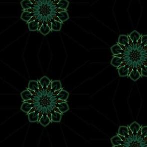 Neon Floral Splender
