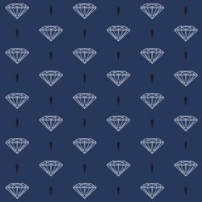 New Diamonds_midnight blue