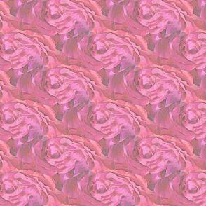 Aquarelle red roses