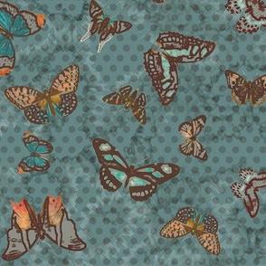Altered Butterflies