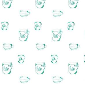 sketched_teacup_trio-green