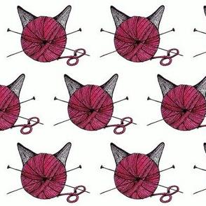 Soft Knitty - Burgundy