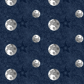 Blue Stars, Bright Moons