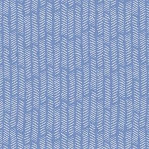 Herringbone Blue
