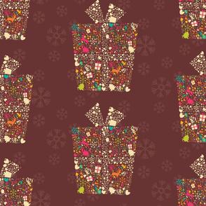 Ornamental Christmas gift 02