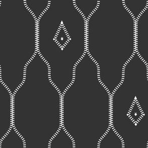 Zippers oriental_Grey
