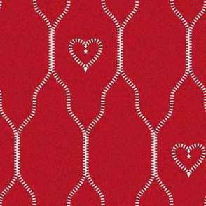Zippers Oriental_Red