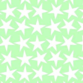big star baby green