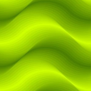 04786027 : billows : chartreuse lime green