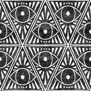zodiac_magic_eye_dark charcoal textured
